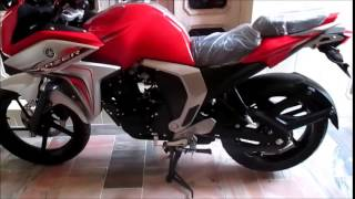 Yamaha Fazer FI version 2.0 - Red Dawn