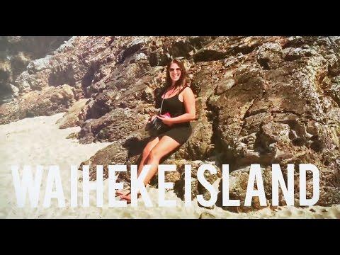 Waiheke Island New Zealand Vlog