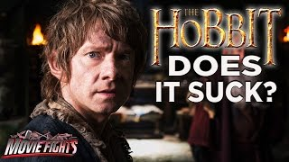Does The Hobbit Suck? - MOVIE FIGHTS!