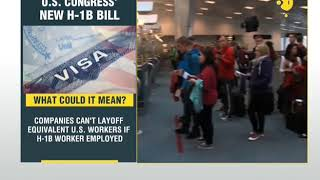 Congress clamps down H-1B holders