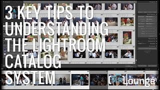 3 Key Tips To Understanding The Lightroom Catalog System - Lightroom 5 Organization and Workflow DVD