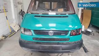 VW T4 project number six