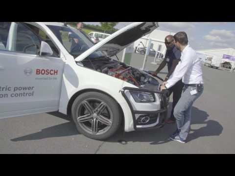 #BoschME - Bosch Mobility Experience 2017: Electric Powertrain Concepts