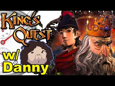The History of King's Quest (ft Danny Sexbang of GAME GRUMPS) - A Brief History