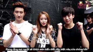 [KyulsVN Vietsub] Behind The Scenes - The Show (MCs & T-Ara)