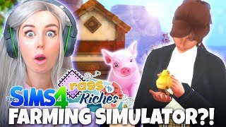 RAGS TO RICHES #5  🐣🐷