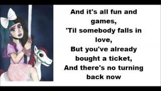 Melanie Martinez -Carousel - lyrics
