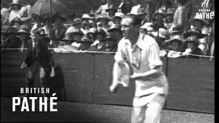 Tennis Items - Pathe Gazette - No. 32 (1920-1929)
