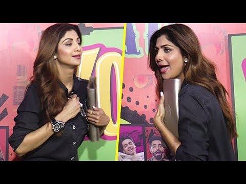 Xxx Mp4 OMG Shilpa Shetty OPENS Her SHIRT S BUTTON In Public 3gp Sex
