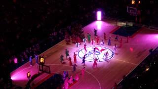 AATMA NBA Halftime show 2016