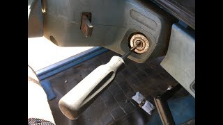 DIY SCREWDRIVER KEY! Drive It Like You Stole It.