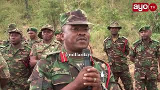 JWTZ imeanza kuwapa mafunzo wanafunzi wa form six waliosoma sayansi