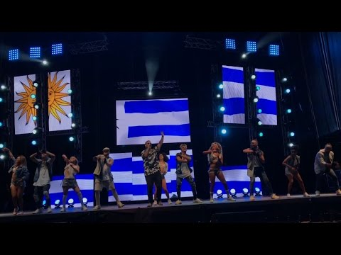 DADDY YANKEE Uruguay 2017 Landia COMPLETO 4K