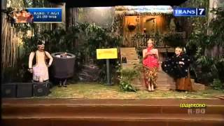 OVJ 5 Agustus 2013 - Eps. Kukunya Bima Hilang [Full Video HD]