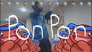 Ninja Pon pon - The First of 2018!!!