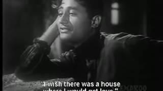 Hemant Kumar Sings For Dev Anand Music SD Burman Solva Saal  Manzil House No 44 Baat Ek Raat Ki