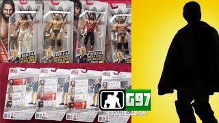 WWE Mattel NXT Elites Coming -  BAF Set -  Lineups   Wrestling Figure Observer Podcast #35