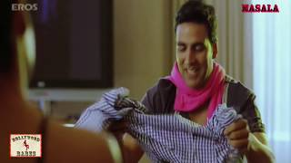 Every correct answer and you get surprise | Desi Boyz | Movie Scene