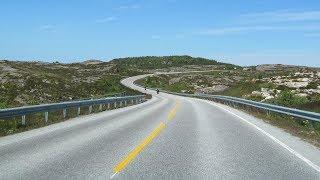 Norway: The Atlantic Ocean Tunnel •Atlanterhavstunnelen