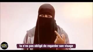 6 mulheres niqab britânico convertido ao islamismo falar com o mundo