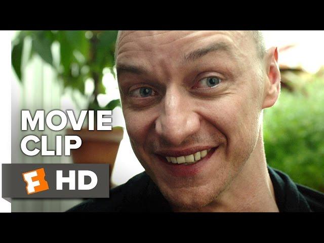 Split Movie CLIP - Dennis Has Taken Over (2017) - James McAvoy Movie