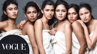 Have you seen Vogue India's ninth anniversary cover shoot yet?