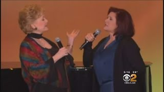 Debbie Reynolds, Carrie Fisher Laid To Rest -- Together