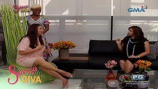 Sarap Diva: Regine Velasquez-Alcasid, sinungitan ni Rita Vilion