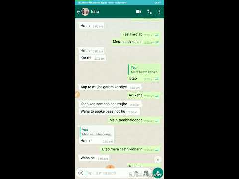 Xxx Mp4 SEX CHAT WITH ISHA 1 Kissing Prank Video From My Phone Hot MMS Leaked 3gp Sex
