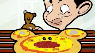 Mr Bean Cartoon 2018 | Pizza Bean | Full Episode Mr Bean Animated Series #12