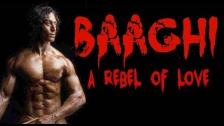 Tiger Shroff New Movie 2015 - Baaghi A Rebel For Love