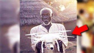 ভাগ্য নাকি কখনও কখনও নিজে হাতে এসে ধরা দেয়, দেখুন তার একটি প্রমান | Drone | Turkey | Hajj