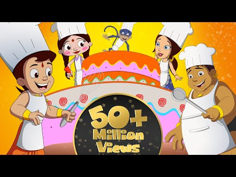 Xxx Mp4 Chhota Bheem New Year Cake Party In Dholakpur 3gp Sex