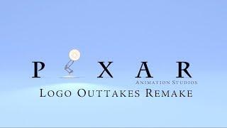 Pixar Animation Studios Logo Outtakes Blender Remake