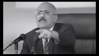 رثاء علي عبد الله صالح واخر قصيدة كتبها طارق محمد عبد الله صالح قبل مقتله