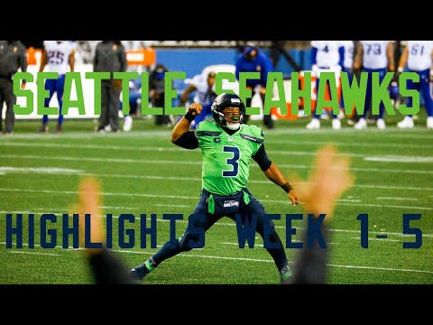 Seattle Seahawks HIGHLIGHTS 2020 Week 1 5