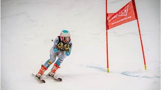 State skiing: Aspen High's Levyn Thomas wins girls giant slalom title on Day 1