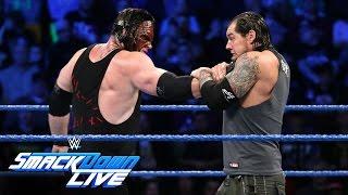 Kane vs. Baron Corbin: SmackDown LIVE, Nov. 22, 2016