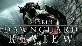 DAWNGUARD REVIEW! Skyrim's First DLC Expansion