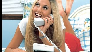 Speak English fluently on the phone - Useful Telephone Phrases.