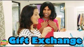 Gift Exchange   Rahim Pardesi
