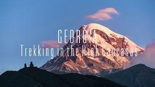 Georgia: Trekking in the High Caucasus