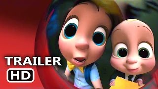 "THE BΟSS BАBY ""Spy"" Clip + Trailer (2017) Animation Movie HD"