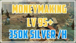Tree of Savior Tips #4 - Farming 350k Silver Per Hour at lv 95+