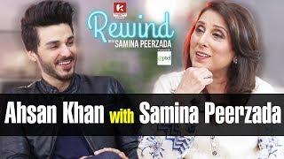 Rewind with Samina Peerzada - Ahsan Khan | From Udaari to Chupan Chupai | Promo