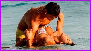 Belen Rodriguez e Stefano De Martino hot!