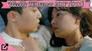 Top 10 Weekly Korean Dramas 2017 (#11)