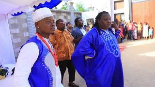 Mrisho Mpoto Ft. Harmonize - (Nimwage Radhi Behind The Scene Part 3)