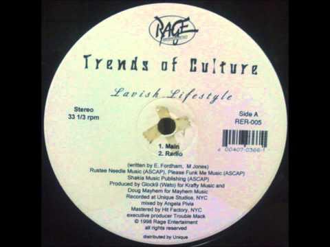 Trends Of Culture Lavish Lifestyle Instrumental HQ