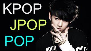 KPOP VS POP VS JPOP